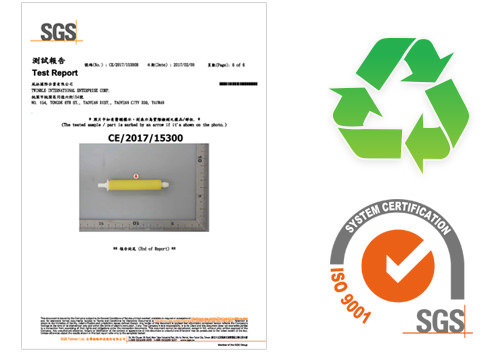 Green product certificate
